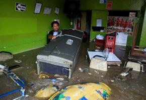 Inundación VMT