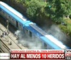 Tren Buenos Aires Sarmiento
