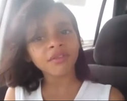 bella niña de yemen