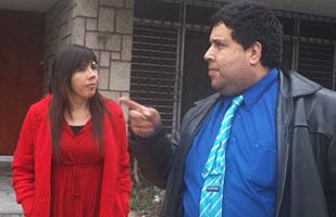 Sandro Parodi y Ana Rosa Liendo discuten en EXTREMOS