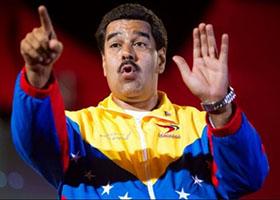 Maduro multiplica penes