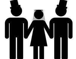trio de negros