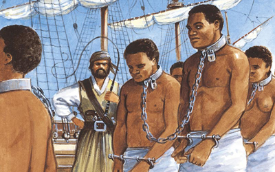 esclavos