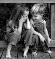 ninos amistad